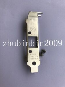 Low Profile Bracket for Intel EXPI9301CT 8391GT HP NC112T