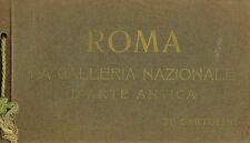 ROMA LA GALLERIA NAZIONALE D'ARTE ANTICA