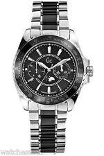 Guess Collection Women's Black Ceramic SS Bracelet Watch 41005M2