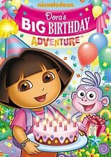 Dora's Big Birthday Adventure PC Games Windows 10 8 7 XP Computer kids learn NEW