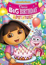 Dora's Big Birthday Adventure PC Games Windows 10 8 7 Vista XP Computer kids