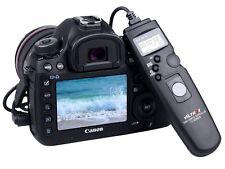 Camera Timer Remote shutter for Canon EOS 5D Mark III 6D 7D II 50D 40D 30D D2000