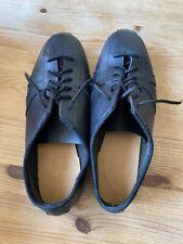 Handmade William Lennon Mens Classic leather cycling shoes UK10 / 10.5 (EU44/45)