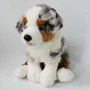 Webkinz Signature Australian Shepherd Dog WKS1026 Amazing  Condition Plush Only