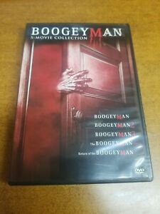 Boogeyman: 5-Movie Collection (DVD, 2016)(Tested)