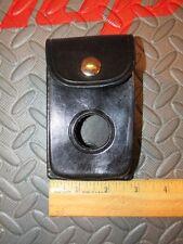 "TEX SHOEMAKER Belt Pager or Cigarette Pack Case 3.5"" x 2.5"" x 7/8""  Stamped 1002"