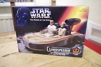 Star Wars POTF Landspeeder Boxed Sealed