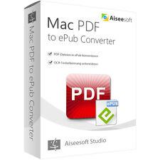 PDF to Epub Converter Mac Aiseesoft-Lifetime License ESD DOWNLOAD