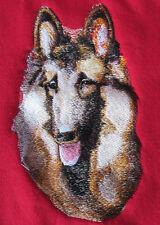 Embroidered Ladies Fleece Jacket - Belgian Tervuren BT3602  Sizes S - XXL