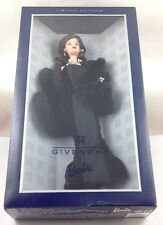 1999 Mattel Brunette Barbie Doll Hubert De Givenchy 24635 Figure