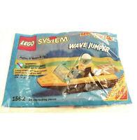 Vintage Lego 1562 Kellogg's Wave Jumper Stunt Club Cracked Torso No Packaging