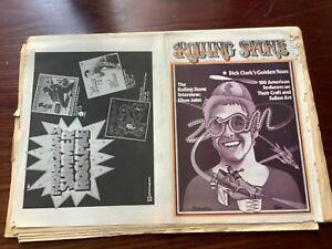 Original Rolling Stone Magazine 141 Aug 1973 David Bowie Elton John VGC
