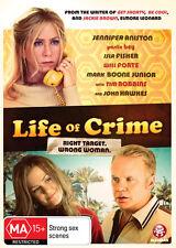 Life Of Crime * NEW DVD * (Region 4 Australia)