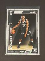 2016 Panini International Silver Caris LeVert RC Brooklyn Nets Rookie