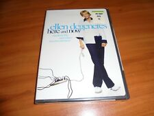 Ellen DeGeneres: Here and Now (DVD, Full Frame 2003) Stand Up Comedy NEW