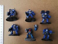 TERMINATORS  SPACE MARINES  WARHAMMER 40000 W40K 40K  G478