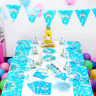 Happy Birthday Party Supplies Baby Shower Birthday Prince Party Cartoon Decor