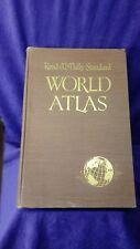 1959 Rand Mcnally Standard World Atlas