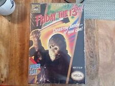 Friday the 13th NECA SDCC '13 Jason Voorhees Glowing Video Game Figure Sealed
