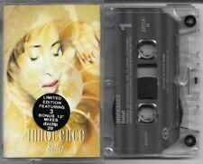 "Innocence Belief Limited Edition Cassette Tape Album Includes 3 Bonus 12"" Mixes"