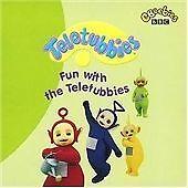 TELETUBBIES  Fun with the Teletubbies  CD ALBUM  NEW - STILL SEALED