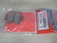 NOS OEM Yamaha Rear Brake Pad Set 1994-98 WR250 YZ400 YZ125 YZ250 4GY-W0046-00