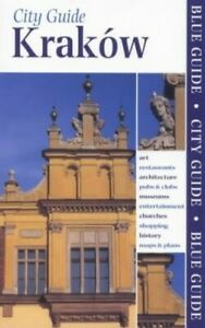 Blue Guide Krakow Paperback Book The Cheap Fast Free Post