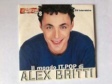 ALEX BRITTI RARITÀ COLLEZIONE BLUES ROMA ITALIA