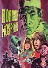 HORROR HOSPITAL - DIGITALLY REMASTERED - DVD - REGION 2 UK