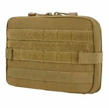 CONDOR MOLLE Modular Tactical Nylon T&T T and T Pouch ma54-498 COYOTE BROWN