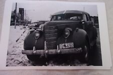 1938 STUDEBAKER   11 X 17  PHOTO  PICTURE