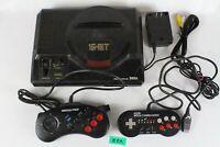 Sega Mega Drive Console HAA-2510 Genesis MD Japan junk for parts E5A