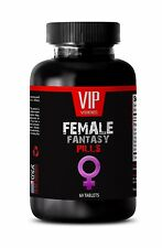 Benefits of Saw Palmetto - FEMALE FANTASY Pills - Enhances Performance - 1 B-69