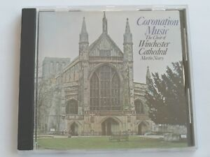 Coronation Music - The Choir Of Winchester Cathedral (CD Album) Used Good