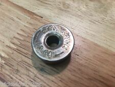 RELIC AGED REMINGTON SHOT GUN SHELL GUITAR KNOB PUSH ON FITS SPLIT SHAFT POT