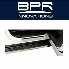 Putco For F-250/F-350 SuperDuty 17-18 FORD STAINLESS STEEL DOOR SILLS -95185FD
