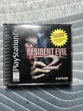 Resident Evil 2 -💀 Sony PlayStation 1 -PS1 Dual Shock Edition. Used