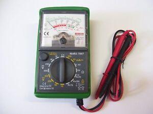 Multimetro Analogico - BEARLE 7007
