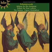 Claudio Monteverdi - Masses And Motets (Christophers, The Sixteen) [CD]