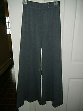 Women's Vintage Gray Bell Bottom Pants