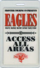 The Eagles 1995 Australia Laminated Backstage Pass Aa