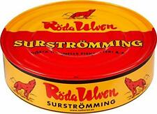 Roda Ulven Surstromming SWEDISH Pickled Fish 300g made in Sweden