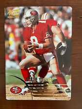 1995  ACTION PACKED *R & S* Steve Young #1