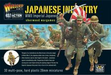 28mm Bolt Action Imperial Japanese Infantry WWII Models