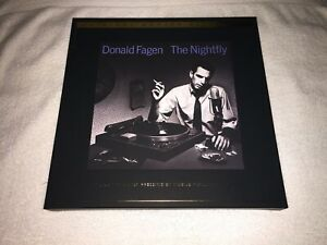 Donald Fagen The Nightfly One Step Mobile Fidelity MSFL