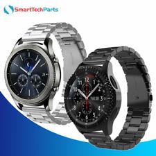 Metall Uhrenarmband für Samsung Gear S3 Frontier S3 Classic Galaxy Watch 46mm