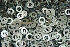 (1000) Metric M10 Flat Washers - Zinc Plated 10mm