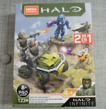 Mega Construx Halo Recon Getaway Building Set NEW IN STOCK