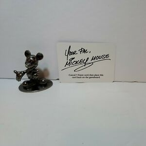 Disney Magic Kingdom Game Mickey Mouse Pawn Autograph Card Replacement