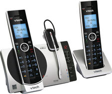 VTech - DS6771-3 DECT 6.0 Expandable Cordless Phone System with Digital Answe...